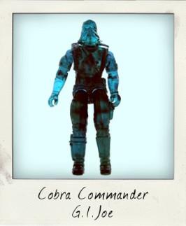 Holographic Cobra Commander