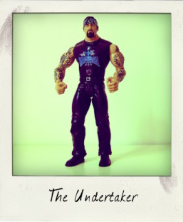 The Undertaker aka Big Evil by JAKKS Pacific
