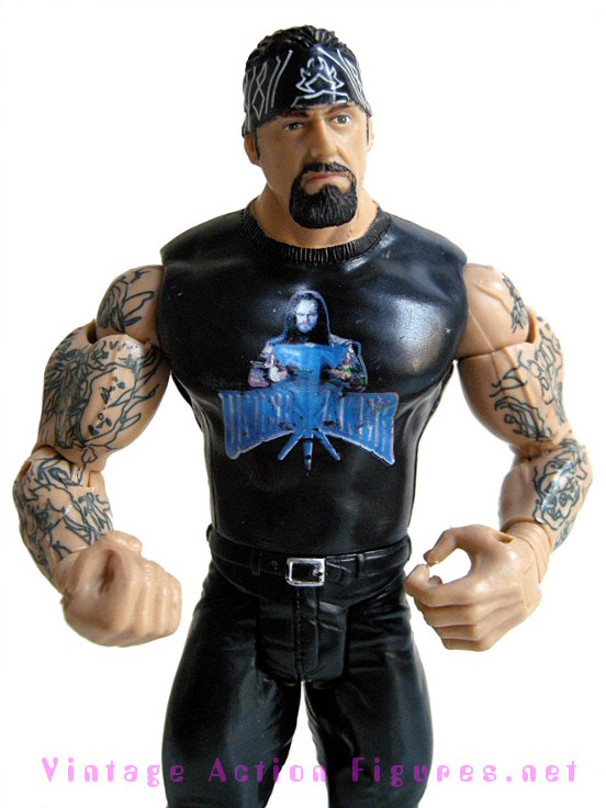 Undertaker - Big Evil