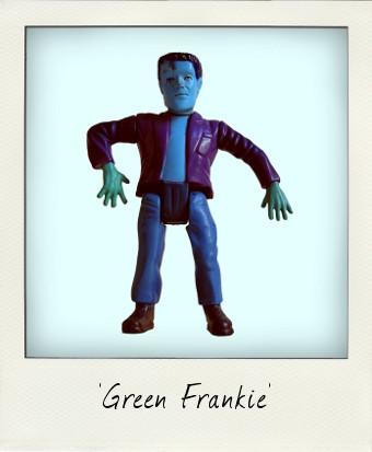 Green Frankie by Simba