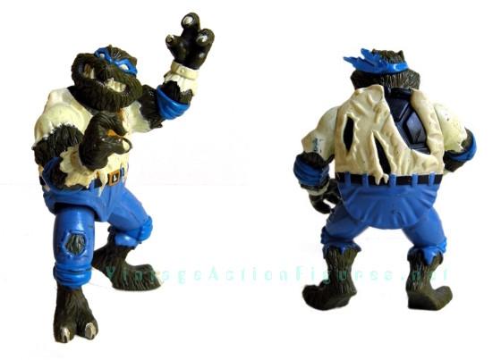 I was a Teenage Mutant Turtlewolf!