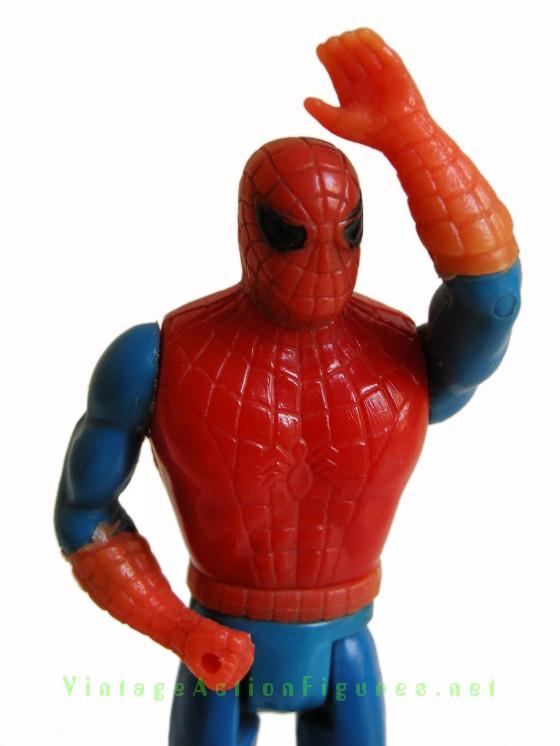 Spider-Man - a pocket-size super hero!