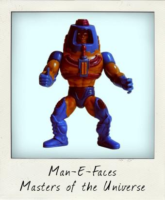 Man-E-Faces