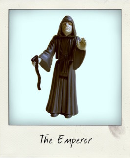 The Emperor – The Dark Side of the Force