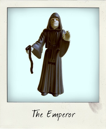 The Emperor by Kenner