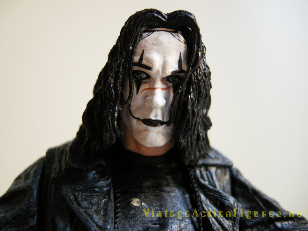 Brandon Lee as Eric Draven