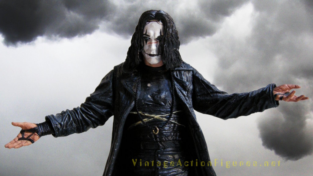Eric Draven - It can't rain all the time