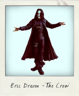 The Crow by NECA
