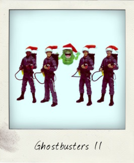 Who you gonna call this Christmas!?