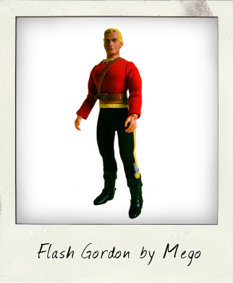 Flash Gordon by Mego