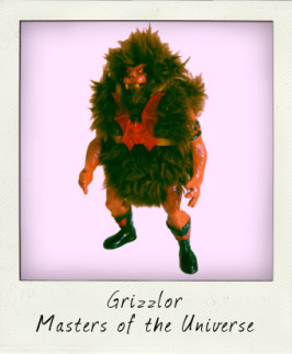 Grrr…it's Grizzlor! The Hairy Henchman of the Evil Horde