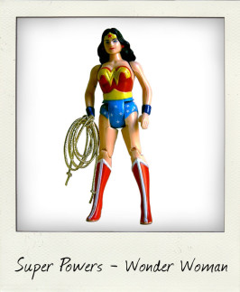 Wonder Woman - Super Powers Collection