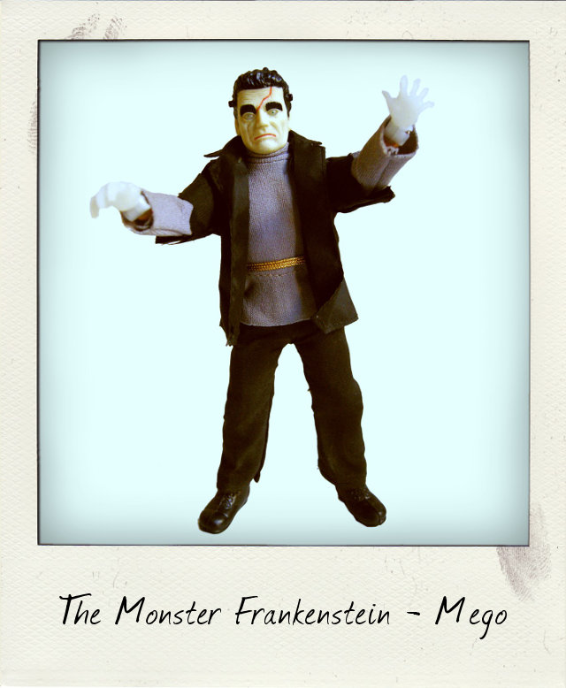 Mego Monster Frankenstein