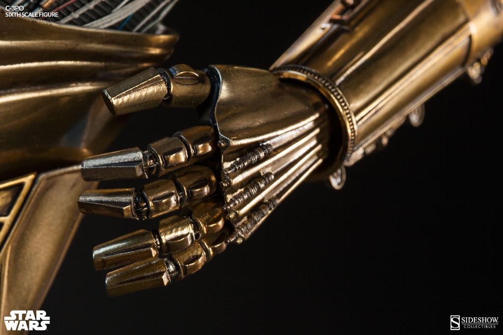 C-3PO advanced articulation