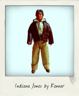 Indiana Jones 12-inch figure by Kenner