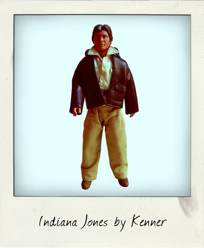 Indiana Jones 12-inch figure by Kenner
