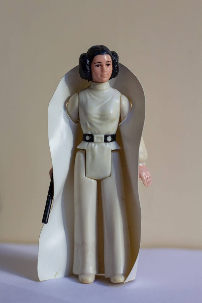 Princess Leia Organa by Kenner