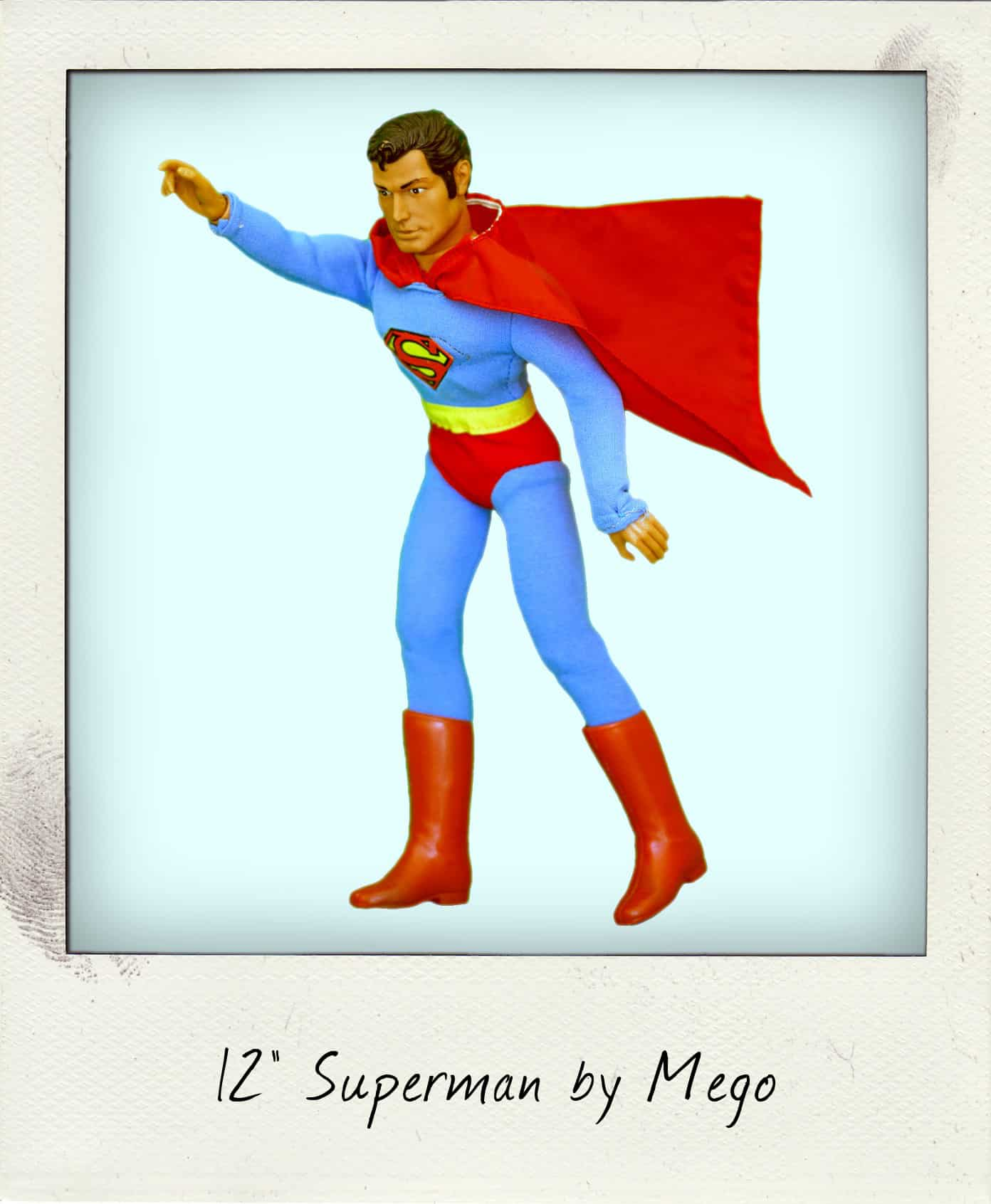 Superman Mego 12 inch
